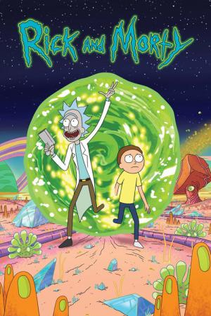 Rick and Morty (2013)