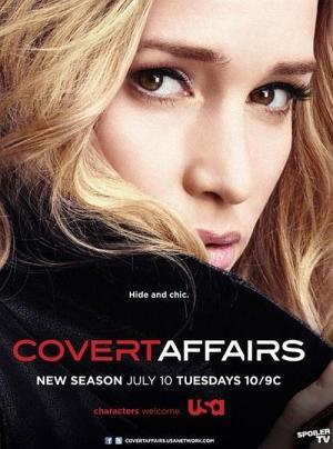 ähnliche Filme Und Serien Wie Covert Affairs Suchefilme