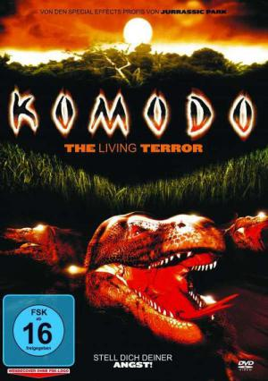 Komodo - The Living Terror (1999)