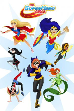 DC Super Hero Girls (2015)