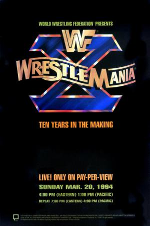 WWE WrestleMania X (1994)