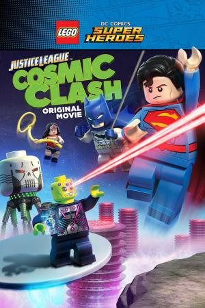 LEGO DC Comics Super Heroes - Justice League - Cosmic Clash (2016)