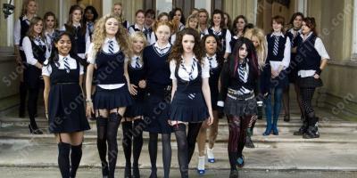 Lesbisch Japanisch Schule Mädchen