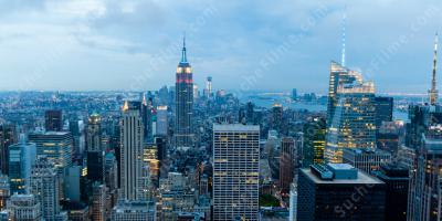 Manhattan New York City filme